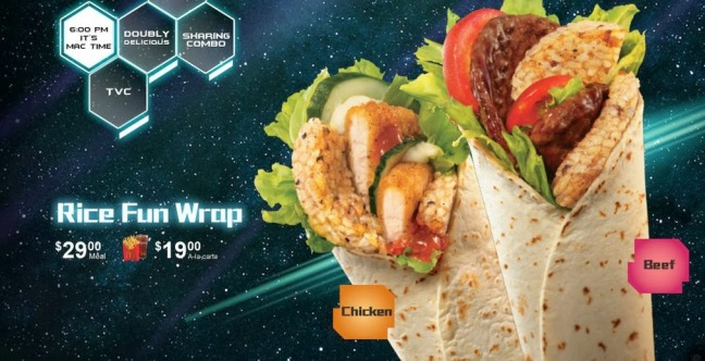 rice fun wrap